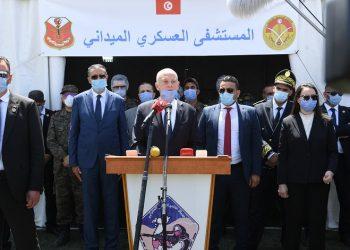 """قيس سعيد ينتقد البرلمان و يؤكد ان نقاشات النظام الداخلي مرضٌ """"دستوري وسياسي"""""""