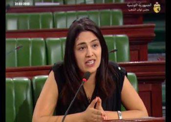 """نسرين العماري:""""النهضة و ائتلاف الكرامة و قلب تونس رفضوا مساءلة الغنوشي """""""