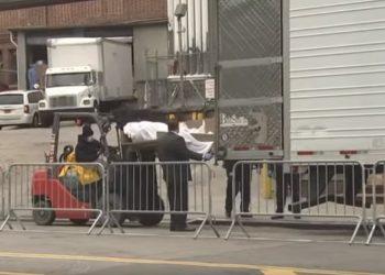 نيويورك: تجهيز شاحنات تبريد لتخزين الجثث