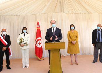 رئيس الحكومة يؤدي زيارة إلى مركز إيواء المسنين بسوسة