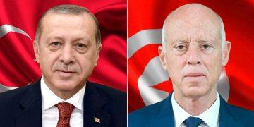 """سعيد: """" القضية الليبية من أولى اهتمامات التونسيين لأننا شعب واحد"""""""