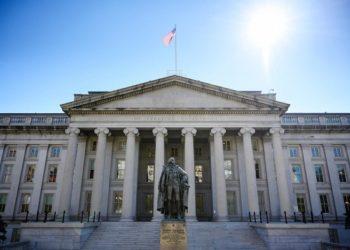 الخزانة الأمريكية تتوقع اقتراض 3 تريليونات دولار