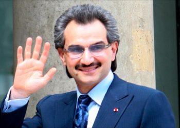 الوليد بن طلال يسعى لشراء ناد فرنسي