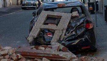 زلزال قوي يهز جنوب المكسيك