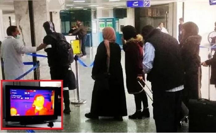 تونس ..منع دخول كل مسافر تفوق درجة حرارته 38 درجة