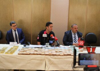 محجوزات الذهب وفرت لخزينة الدولة عائدات بقيمة 87 مليون دينار