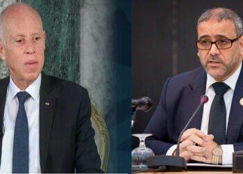 المجلس الأعلى للدولة في ليبيا: تصريحات قيس سعيد مخالفة للحقيقة