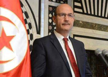 بعد ان علق في فرنسا ..وزير الطاقة يعود الى تونس