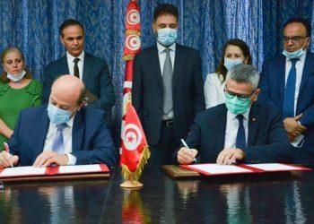اتفاقية شراكة بين وزارتي الصناعة والتعليم العالي لدفع البحث العلمي نحو النسيج الصناعي