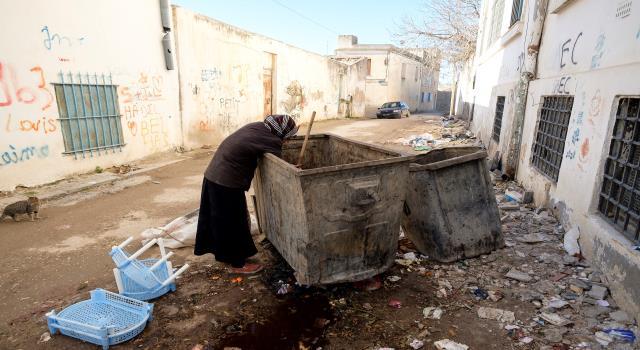بسبب كورونا .. 475 الف مواطن تونسي تحت خط الفقر