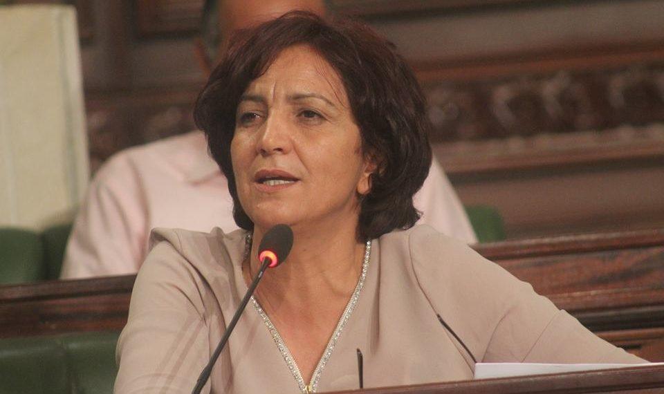 """سامية عبو لعبير موسي :""""فعلا انت من المرتزقة و لن اعتذر عن هذا الوصف """""""