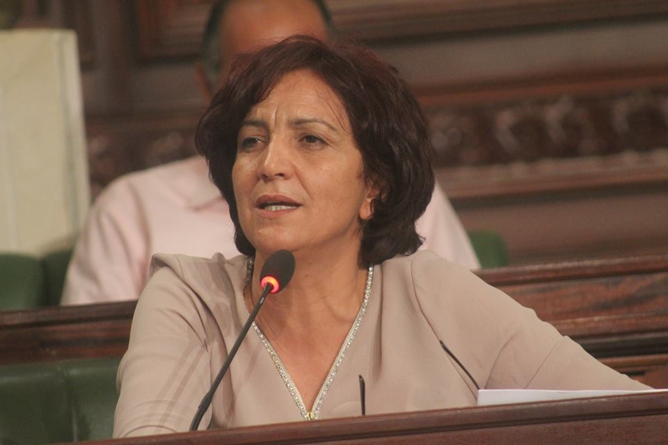 سامية عبو: لهذه الأسباب حضرت اجتماع مجلس الأمن القومي
