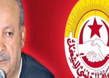 """من بينها الخطوط التونسية :""""اتحاد الشغل يتهم اطراف سياسية بالسعي لافلاس 5 مؤسسات عمومية """""""