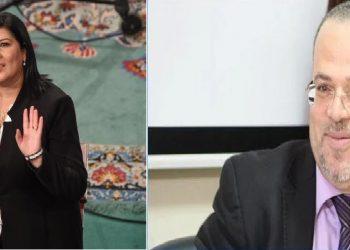 """سمير ديلو لعبير موسي :""""شكرا على المحاولة ..لكن رصيدكم  لا يسمح بذلك """""""