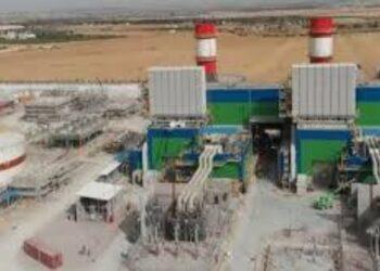 تشغيل صناعي كامل لمحطة توليد الكهرباء بالتوربينات الغازية ببرج العامري
