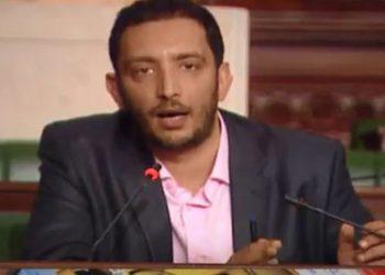 ياسين العياري : نائب من حركة النهضة قام بخرق الحجر الصحي الاجباري