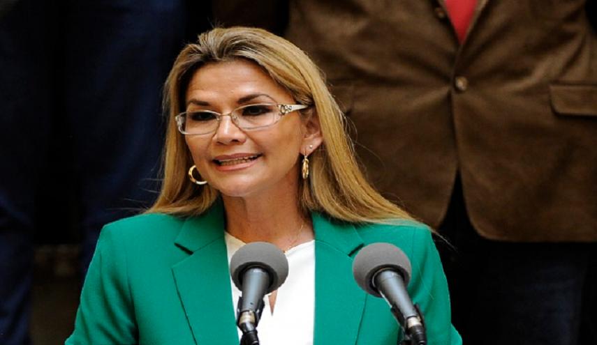 """إصابة رئيسة بوليفيا بفيروس """"كورونا"""""""
