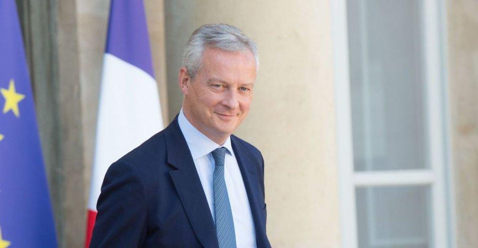 فرنسا تتوقع نمو الاقتصاد بـ 8% في 2021