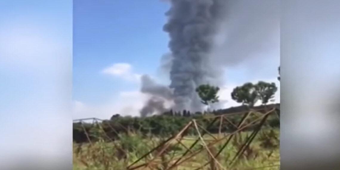 تركيا: وفاة شخصين وإصابة 74 موظفا بانفجار مصنع الألعاب النارية