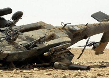 مقتل جنديين هولنديين في تحطم مروحية