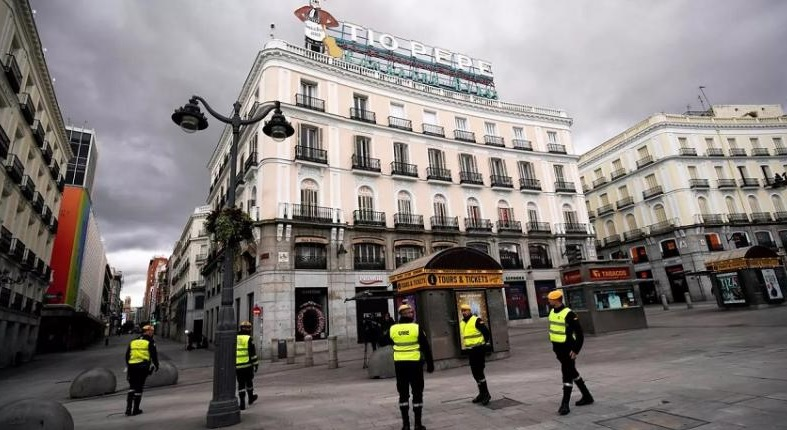 اسبانيا تعيد فرض إغلاق جزئي بسبب انتشار فيروس كورونا