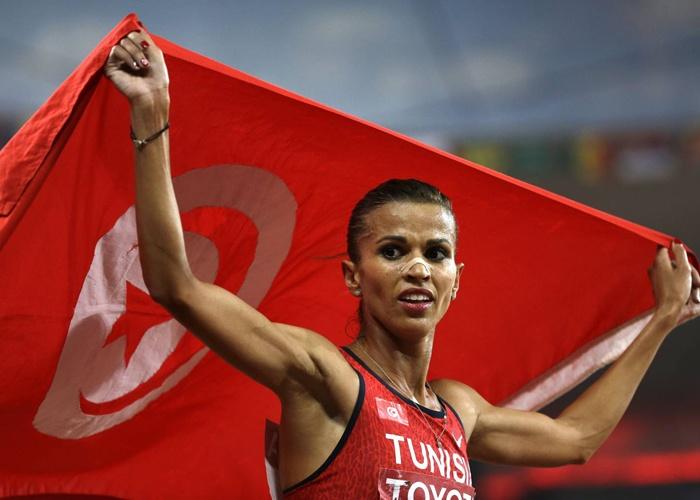 رئيس الحكومة يستقبل البطلة الأولمبية حبيبة ال ...