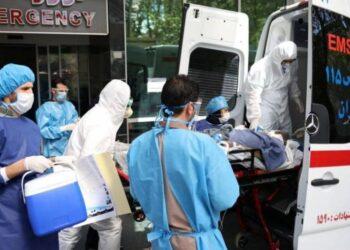 ايران تسجل أعلى عدد يومي للوفيات بمرض كوفيد-19