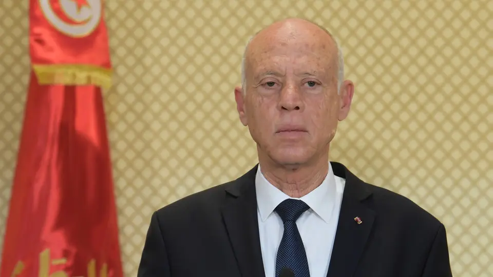 """قيس سعيّد: """" لن نقبل أن تكون تونس مرتعا للإرهابيين"""""""