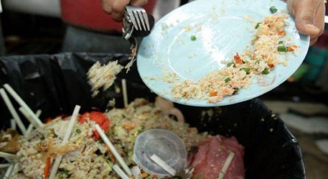 تونس الثالثة عربيا في تبذير الطعام