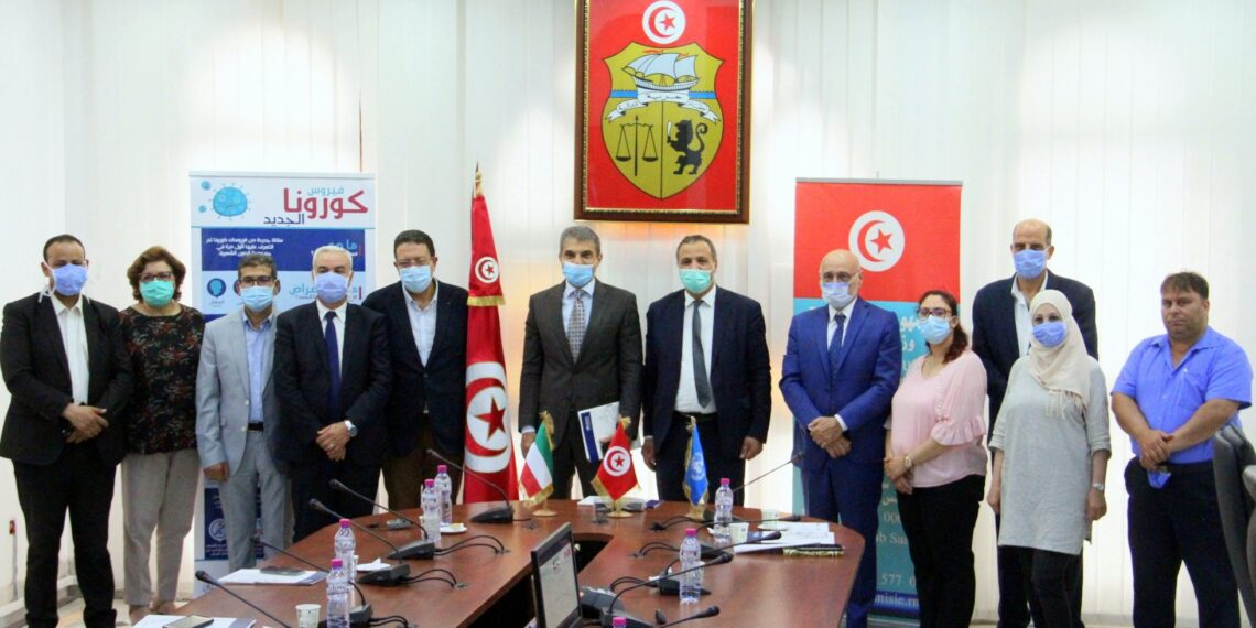 5  مليون دينار حجم الدعم الكويتي لمساعدة تونس على مجابهة كورونا