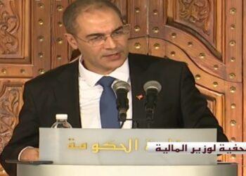 وزير المالية: تراجع المداخيل الجبائية بنسبة 12%