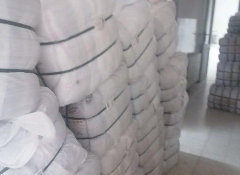 باجة: حجز 17500 كلغ من الملابس المستعملة المهربة