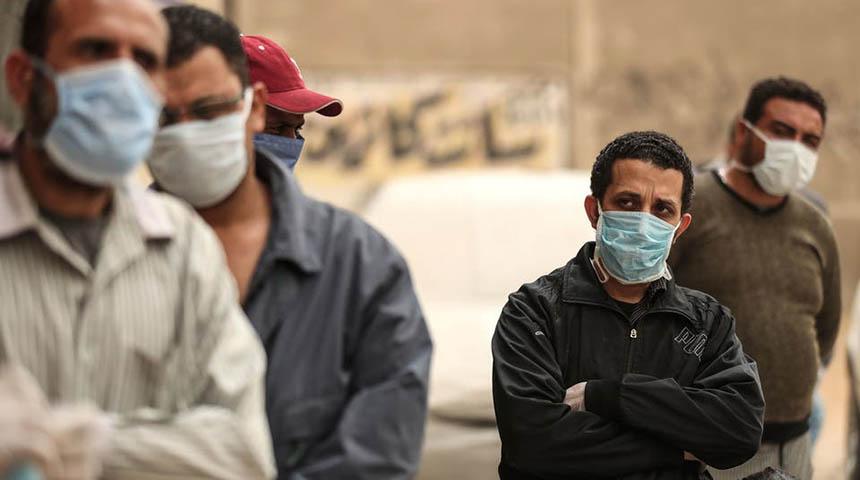 مصر تسجل 178 حالة إصابة جديدة بفيروس كورونا و 17 وفاة