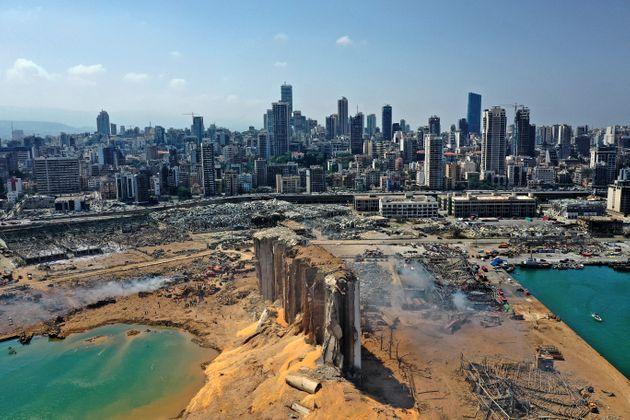 مانحون يتعهدون بأكثر من 250 مليون يورو مساعدة فورية للبنان بعد الانفجار