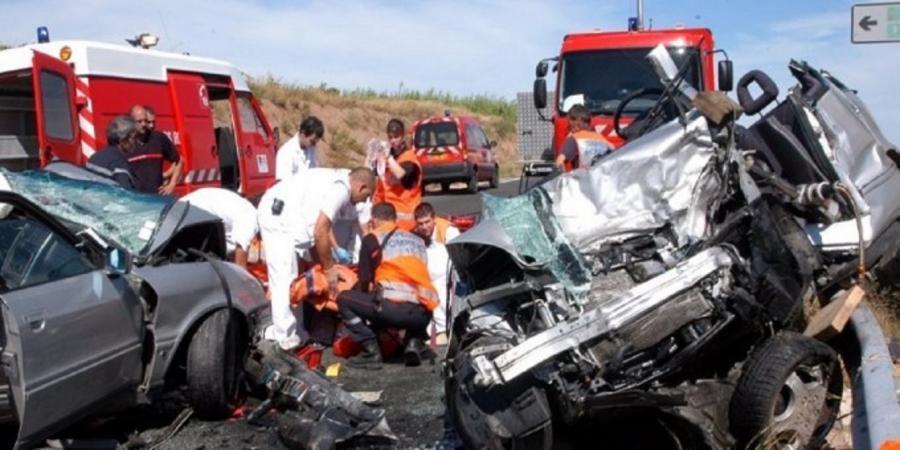 حوادث الطرقات تؤدّي بحياة 599 شخصا منذ بداية السنة