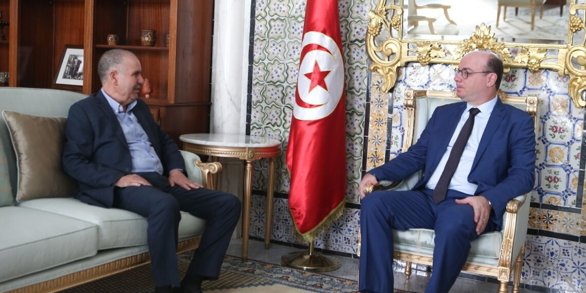 وضعية شركة فسفاط قفصة محور لقاء رئيس الحكومة بأمين عام اتحاد الشغل