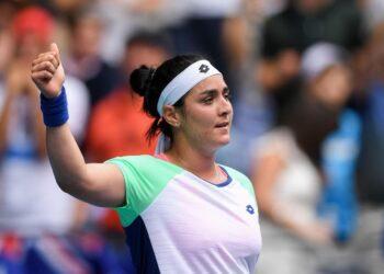 انس جابر في المرتبة 31 عالميا في تصنيف لاعبات التنس المحترفات