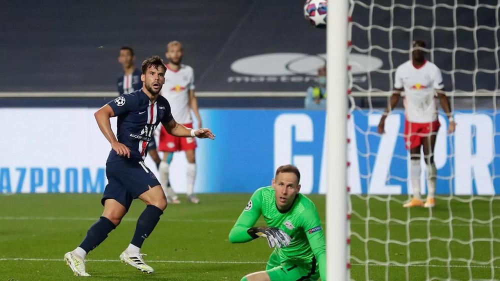 دوري أبطال أوروبا: باريس سان جيرمان يتأهل للنهائي