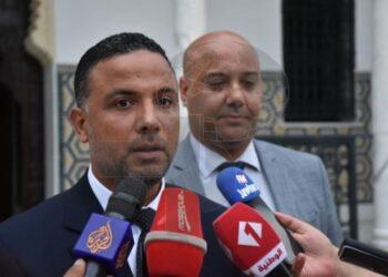 """مخلوف : """" التونسيون انتخبونا لنحكم """""""