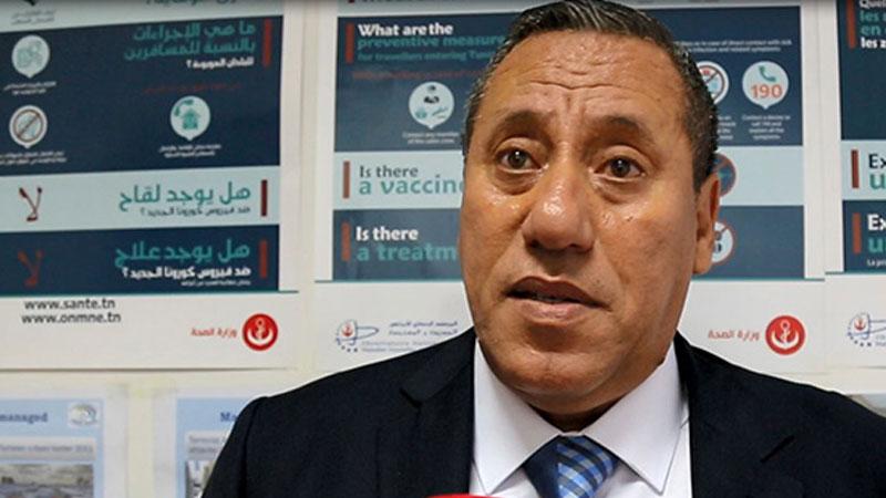 """سمير عبد المؤمن :""""العدوى بالمطار انتقلت من العائدين من المناطق الخضراء و البرتقالية """""""