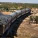 صفاقس:  حريق بإحدى عربات قطار متّجه الى العاصمة