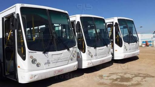 الغاء الوقوف والتوقف لجميع حافلات شركة النقل بالقصرين في القيروان