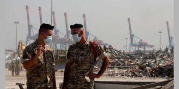 """الجيش اللبناني يعثر على مفرقعات """"معلبة"""" في مرفأ بيروت"""