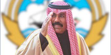 نواف الأحمد الصباح يؤدي اليمين الدستورية أميرا للكويت