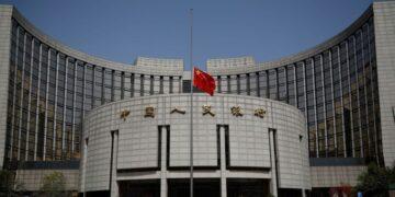 الصين تبقي سعر الإقراض الرئيسي دون تغيير للشهر الخامس