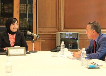 في اجتماع لجنة المصادرة: وزيرة أملاك الدولة تشدّد على ضرورة تطبيق القانون