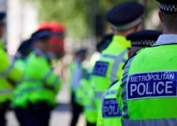 مقتل شرطي بإطلاق نار في لندن