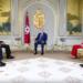 دفع مشاريع التنمية في تونس محور لقاء سعيد بالنائب العام لدولة قطر