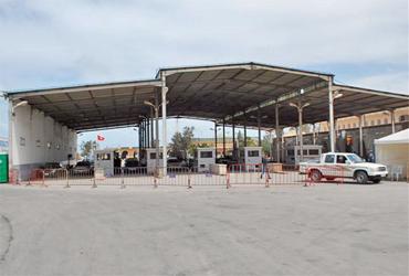 بن قردان: تجار يواصلون اعتصامهم للمطالبة بفتح معبر رأس جدير