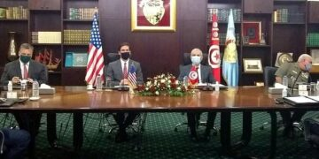 رئيس الدولة بتحادث مع وزير الدفاع الأمريكي
